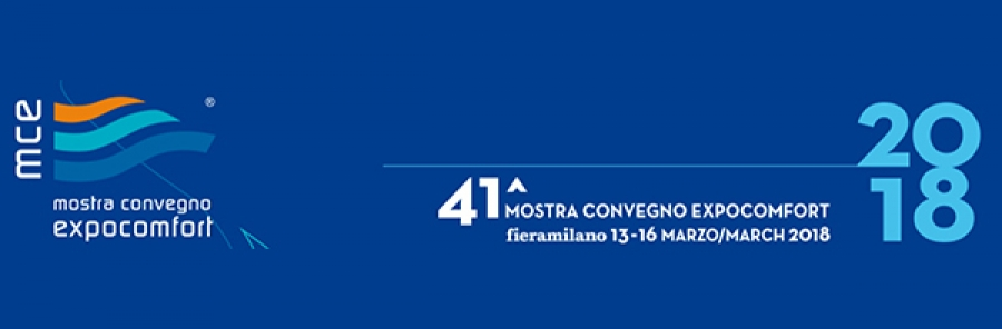 Lebas at the Mostra convegno Expocomfort